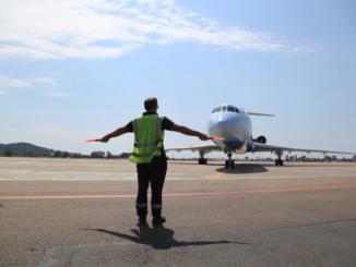 Аэропорт Сочи подвет итоги работы в 2019 году