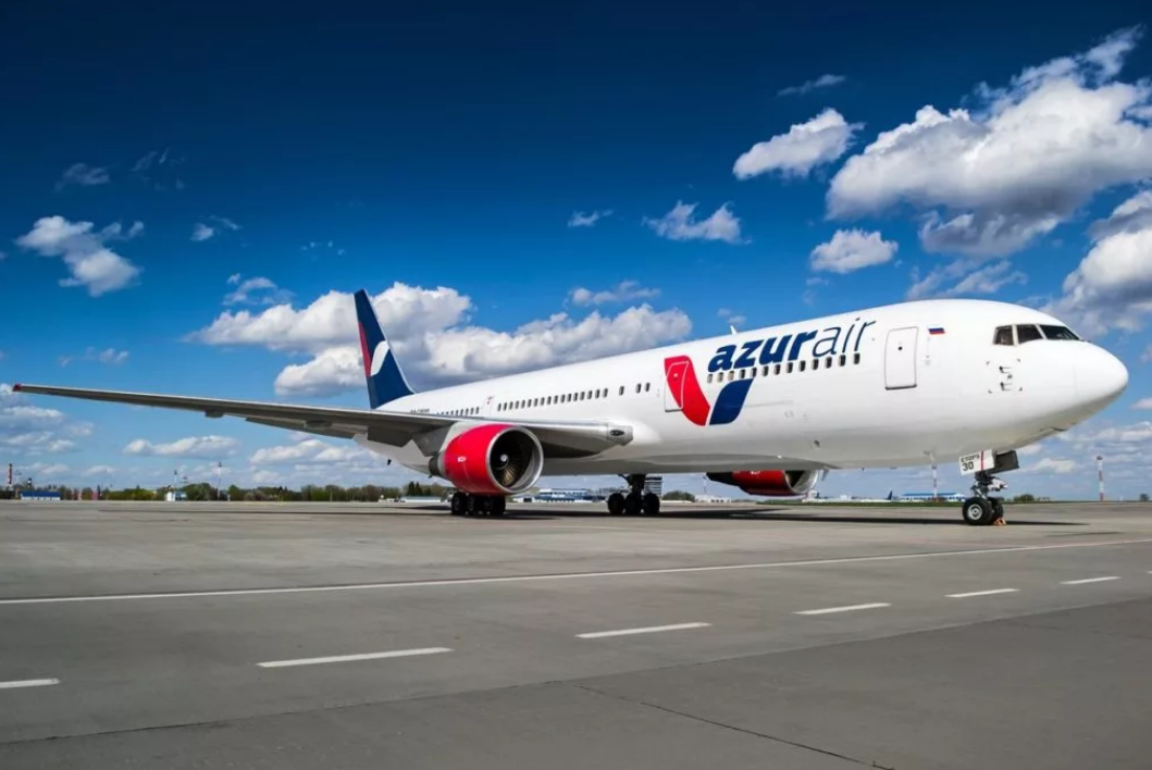 Azur Air начала выполнять рейсы в Сочи