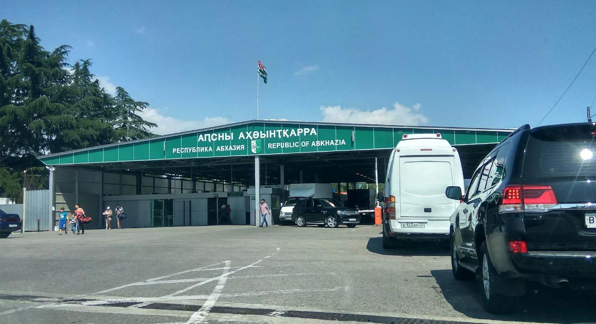 Полезные советы при поездке на арендованном авто из Сочи в Абхазию
