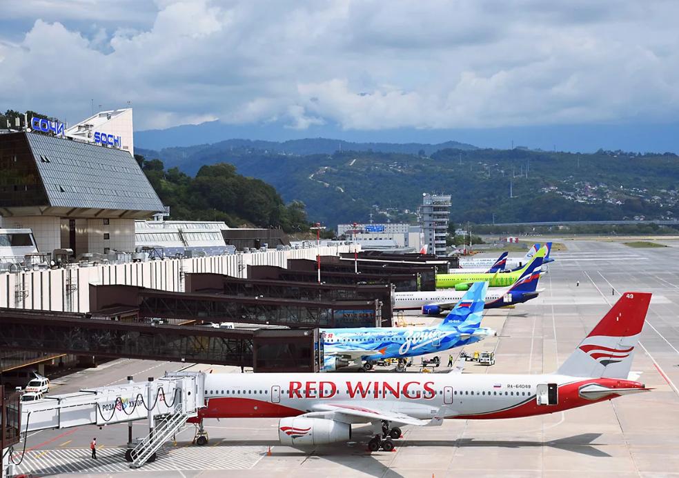 Сочи — лучший аэропорт Европы 2020