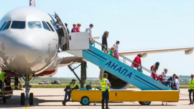 Прямой рейс Сочи - Анапа