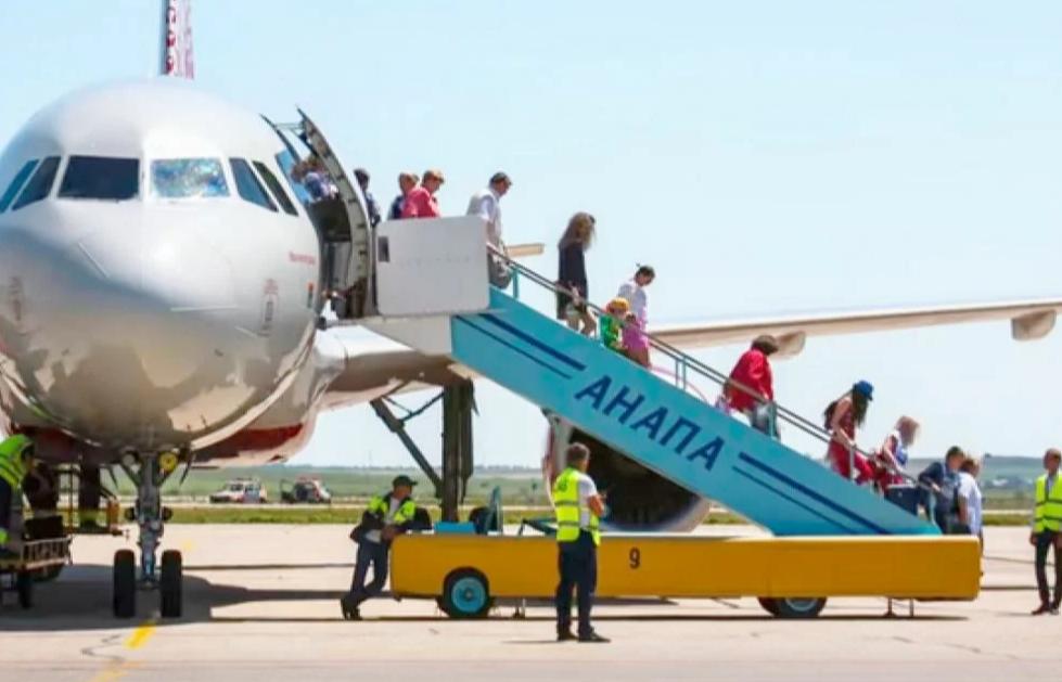 Прямой рейс Сочи — Анапа