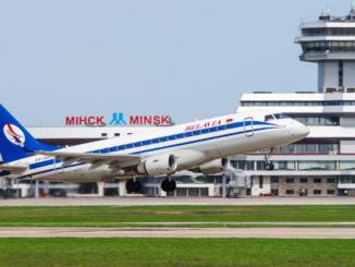 Рейсы Минск-Сочи возобновлены с 07.08.2021